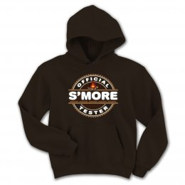 Dark Chocolate S'more Tester T-Shirt