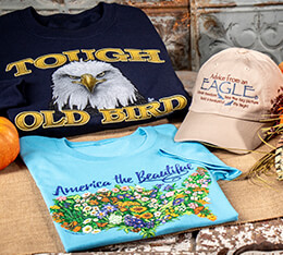 Earth Sun Moon Nature & Animal Themed Apparel